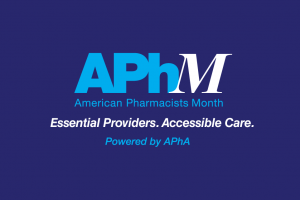 What is American Pharmacists Month?